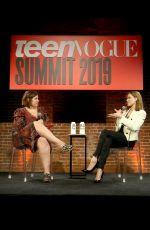 EVAN RACHEL WOOD at Teen Vogue Summit 2019 in Los Angeles 11/02/2019