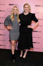 FLORENCE PUGH at Teen Vogue Summit 2019 in Los Angeles 11/02/2019