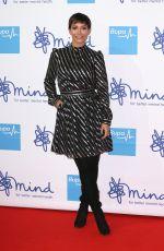 FRANKIE BRIDGE at Bupa Mind Media Awards in London 11/13/2019