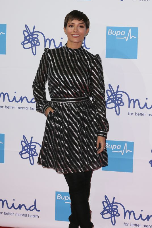 FRANKIE BRIDGE at Bupa Mind Media Awards in London 11/13/2019