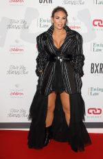 FRANKIE ESSEX at Caudwell Children Float Like a Butterfly Ball in London 11/16/2019