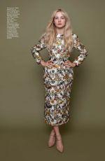 FREYA ALLAN in Mod Magazine, Autumn 2019