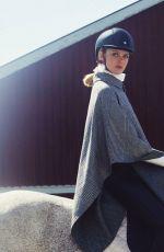FRIDA GUSTAVSSON in Elle Magazine, Italy November 2019