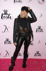 GABBY ALLEN at Anna Vakili x Primalash Launch Party in London 11/06/2019