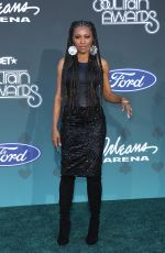 GABRIELLE DENNIS at 2019 Bet Soul Train Awards in Las Vegas 11/17/2019