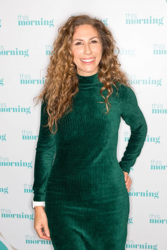 GAYNOR FAYE at This Morning TV Show in London 11/25/2019