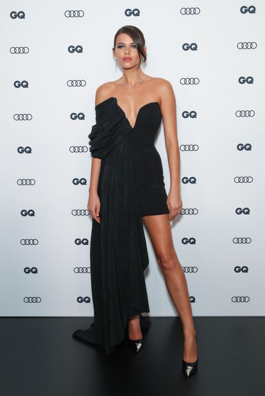 GEORGIA FOWLER at GQ Men of the Year Awards 2019 in Sydney 11/28/2019