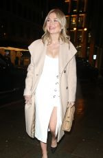 GEORGIA TOFFOLO at Global's Make Some Noise Night in London 11/25/2019
