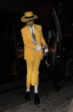 GIGI HADID Arrives at Kendall Jenner