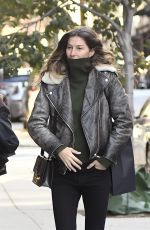 GISELE BUNDCHEM Out and About in New York 11/09/2019