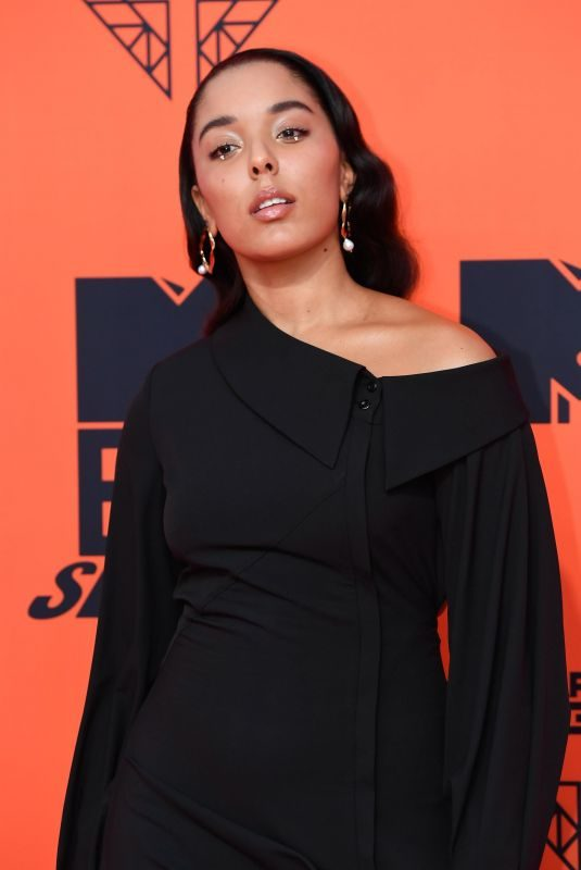 GRACE CARTER at MTV Europe Music Awards in Seville 11/03/2019