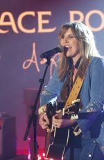 GRACE POTTER Performs at Jimmy Kimmel Live 11/06/2019
