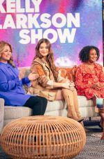 HAILEE STEINFELD at Kelly Clarkson Show 11/01/2019