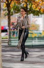 HAILEE STEINFELD Out and About in New York 11/01/2019