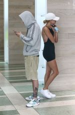 HAILEY and Justin BIEBER Out in Miami 11/29/2019