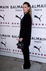 HANNAH BROWN at Puma x Balmain Launch Event in Los Angeles 11/21/2019