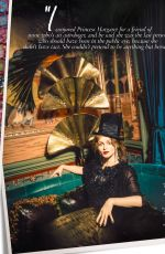 HELENA BONHAM CARTER in Town & Country Magazine, Secember 2019/January 2020