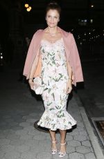 HELENA CHRISTENSEN at Cfda & Vogue Fashion Fund Awards in New York 11/04/2019