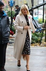 HOLLY WILLOUGHBY at ITV Studios in London 11/05/2019