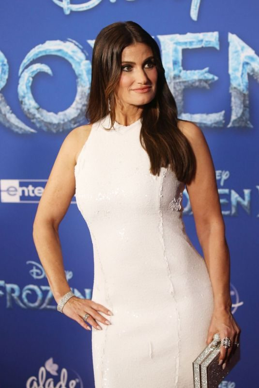 IDINA MENZEL at Frozen 2 Premiere in Hollywood 11/07/2019