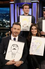 IDINA MENZEL at Jimmy Kimmel Live 11/07/2019