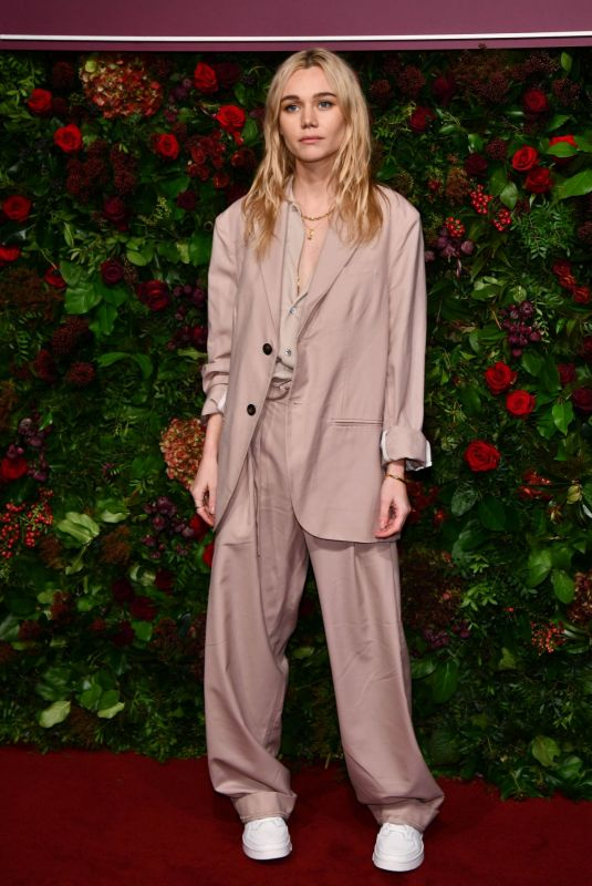 IMOGEN WATERHOUSE at 65th Evening Standard Theater Awards in London 11/24/2019