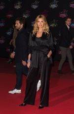 INGRID CHAUVIN at NRJ Music Awards 2019 in Cannes 11/09/2019