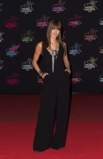 IRIS MITTENAERE at NRJ Music Awards 2019 in Cannes 11/09/2019