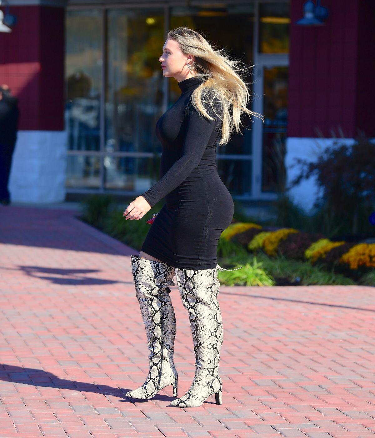 Fashion Nail Beauty Spa Elizabeth Nj: ISKRA LAWRENCE Leaves Nail Salon In New Jersey 11/04/2019