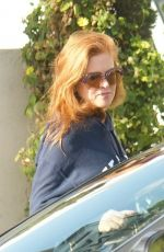 ISLA FISHER Out and About in Beverly Hills 11/21/2019