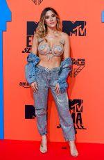 J MENA at MTV Europe Music Awards in Seville 11/03/2019
