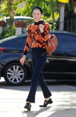 JAIME KING Out for Lunch at Sweet Butter Kitchen 11/13/2019