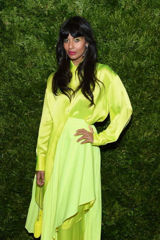 JAMEELA JAMIL at Cfda & Vogue Fashion Fund Awards in New York 11/04/2019