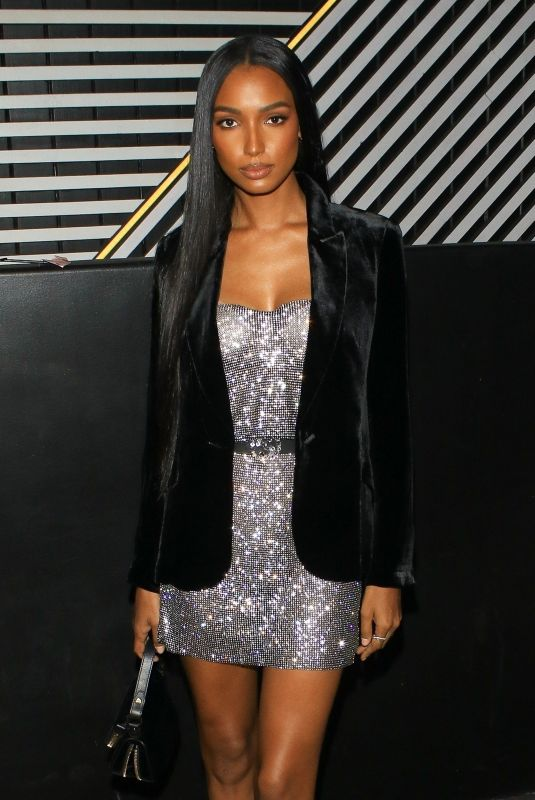 JASMINE TOOKES at boohoo.com Holiday Party in Los Angeles 11/07/2019