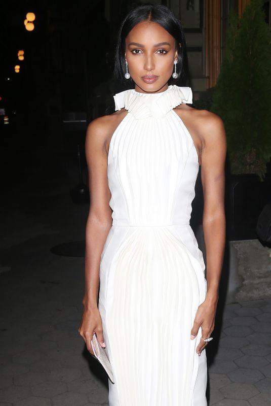 JASMINE TOOKES at Cfda & Vogue Fashion Fund Awards in New York 11/04/2019