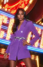 JASMINE TOOKES for Boohoo, All That Glitters Holiday 2019 Campaign