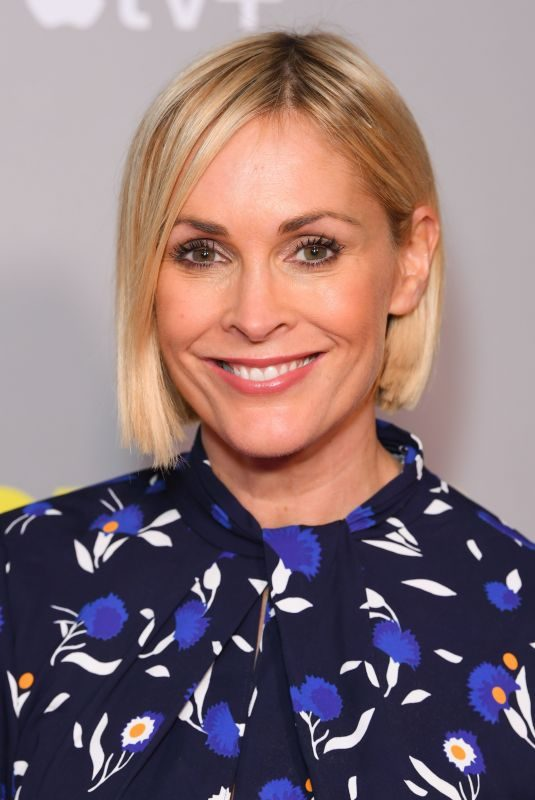 JENNI FALCONER at The Morning Show Screening in London 11/01/2019