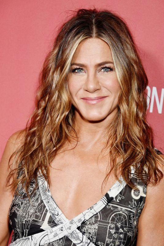 JENNIFER ANISTON at 4th Annual Patron of the Artists Awards in Beverly Hills 11/07/2019