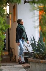 JENNIFER ANISTON at a Salon in Beverly Hills 11/14/2019