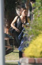 JENNIFER GARNER Heading to a Gym in Santa Monica 11/23/2019