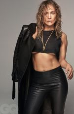 JENNIFER LOPEZ for GQ Magazine, December 2019/January 2020