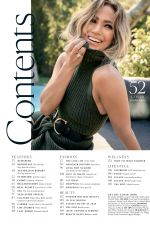 JENNIFER LOPEZ in Marie Claire Magazine, Australia January 2020