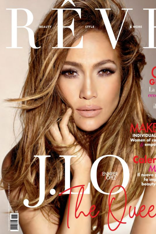 JENNIFER LOPEZ in Reve Magazine, October/November 2019