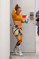 JENNIFER LOPEZ Leaves Dance Class in Miami 11/03/2019