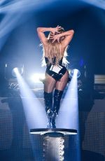 JENNIFER LOPEZ Performs at Iheartradio Fiesta Latina at American Airlines Arena in Miami 11/02/2019
