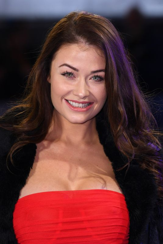 JESS IMPIAZZI at Blue Story Premiere in London 11/14/2019