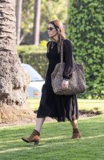 JESSICA BIEL Out and About in Beverly Hills 11/07/2019