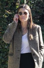 JESSICA BIEL Out and About in Los Angeles 11/22/2019