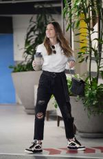 JESSICA BIEL Out and About in Los Angeles 11/25/2019