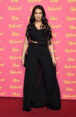 JESSICA WRIGHT at ITV Palooza 2019 in London 11/12/2019